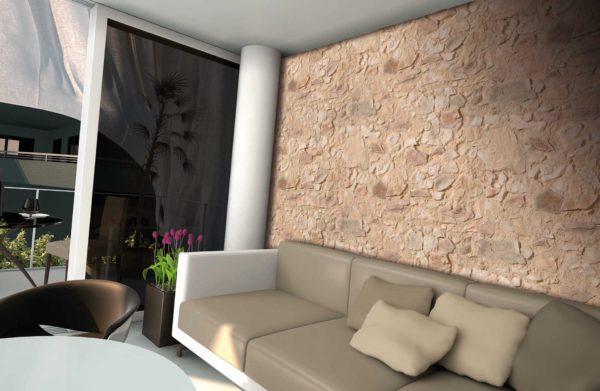 Segovia pannelli effetto pietra segovia