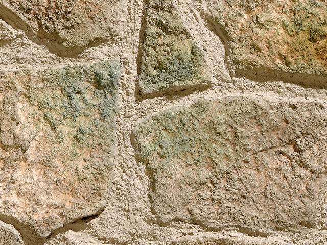 Cuenca gris musgo cuenca pannelli effetto pietra