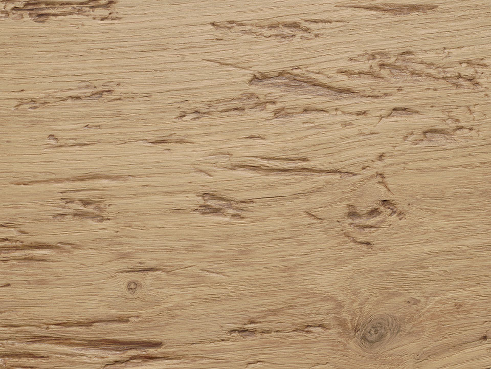 Rustic natural oak wood legno naturale