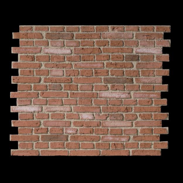 Country brick bl country brick pannelli effetto mattone - Piastrelle effetto mattone ...
